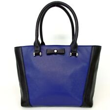 Authentic LANVAN By color Handbag leather[Used]