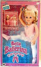 """BAMBOLA """"BELLA BALLERINA"""" BY GIG, 1990"""