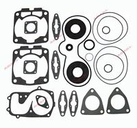 For Snowmobile Polaris 600 PRO X/600 Indy Touring Complete Gasket Kit 09-711251