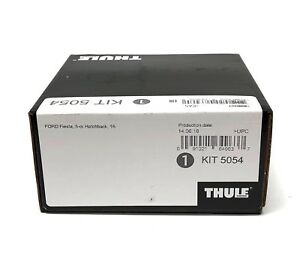 Thule Evo Fitting Kit 5054 Ford Fiesta 18- Without Pre-Existing Roof Attachments
