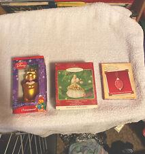 christmas ornaments lot