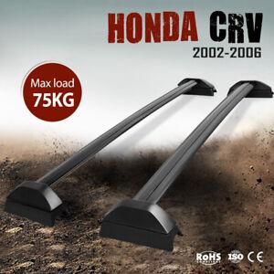 SAN HIMA Roof Rack Bars Fit Honda CRV 2002-2006 Cross Bar Baggage Rack SUV