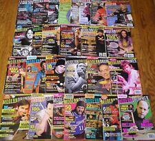 MODERN DRUMMER Drums Drumming Magazines Large Lot Jazz Rock Technique 1993-2007