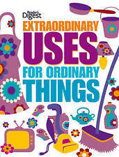 Extraordinary Uses for Ordinary Things - Concise Edition (Readers Digest Concise