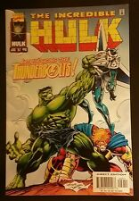 Incredible Hulk #449 / (1997) / 1st appearance of the Thunderbolts! 9.2 NM- Key!