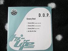 D.O.P. – Groovy Beat Hi Life Recordings – 575065-2 UK Promo CD Maxi Single
