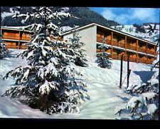 PRAZ-sur-ARLY (74) CHALETS-HOTELS en hiver