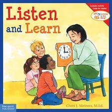 Listen and Learn: Learning to Get along by Cheri J. M.Ed Meiners (English) Paper