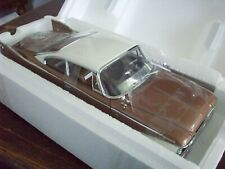 1:18 1960 Plymouth Fury Hardtop by Platinum Sunstar diecast car