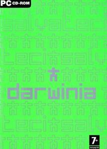 Darwinia gioco game pc cd rom 7+  nuovo sigillato in italiano