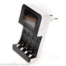T2M Smart Charger Cargador indicador LCD para Batería de NiMH T1259