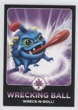 2012 Topps Activision Skylanders Giants #8 Wrecking Ball Non-Sports Card 1d3