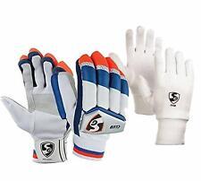 Sg Club Batting Gloves Combo (Club Batting Gloves +Club Inner Gloves) Youth Size