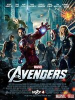 Avengers Movie Poster High Quality Metal Fridge Magnet 3x4 9811