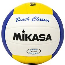 Mikasa Varsity Series Beach Classic Outdoor Volleyball, Size 5