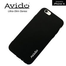 "Avido iPhone 6/6s 4.7"" Thin TPU Premium Phone Case with Anti-Dust Cover NEW"