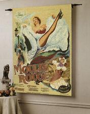 Moulin Rouge Grande Tapiz Decoración De Pared