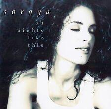 SORAYA - ON NIGHTS LIKE THIS / CD (ISLAND RECORDS 1996)