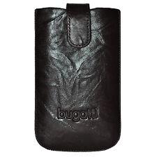Bugatti Tasche SlimeCase 07812 Unique Gr. SL, Leder, tobacco, (81x134mm), Case