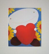 """Mackenzie Thorpe """" LOVE IS EVERYWHERE"""" ART PRINT"""