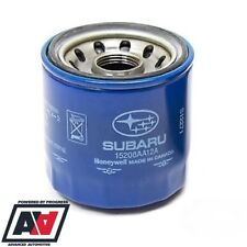 Genuine Blue Oil Filter For Subaru Impreza WRX STi Forester Legacy 15208AA12A