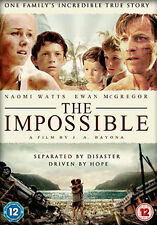 DVD:THE IMPOSSIBLE - NEW Region 2 UK