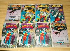 VALOR DC COMICS 1992 - 22 COMICS ALL VF/NM & UP INCLUDES 3 #1'S VF/NM ECLIPSO