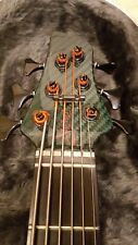 Status Empathy 6 strings bass guitar,Made in England,great !!