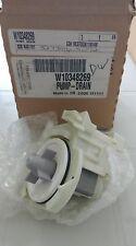 Genuine Whirlpool WPW10348269 Dishwasher Drain Pump W10348269
