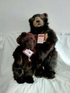 Charlie Bear Grizelle & Grace RETIRED 2017 by Isabelle Lee