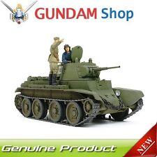 TAMIYA Russian Tank BT-7 Model 1937 1/35 Military Miniature Ser No. 35327 JAPAN