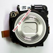 NEW Zoom Optical Lens FOR CASIO EXILIM EX-ZS20 EX-ZS30 Repair part Silver