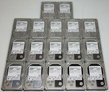 "Lot of (17) Hitachi 3TB 3.5"" SATA 6Gb/s HDD HDS5C3030ALA630 0F12460 CoolSpin"