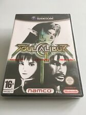 Soul Calibur II Nintendo GameCube Sealed Vintage Console Video Game Factory Seal
