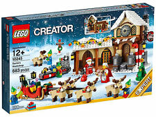 LEGO CREATOR CHRISTMAS SANTA'S WORKSHOP SET 10245