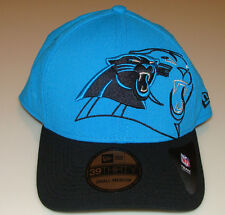New Era Hat Cap NFL Football Carolina Panthers Outliner Classic 39THIRTY S/M