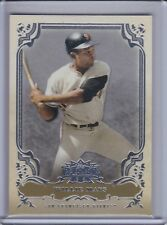 WILLIE MAYS  2013 Topps Triple Threads #53 (C4966)
