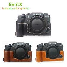 Cámara caso Protector Medio Garage Base Para Fujifilm X-T4 XT4 Cámara