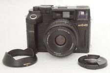Bronica 645 Zenzanon Fotocamera a Pellicola a Telemetro + Obiettivo RF 65mm F4