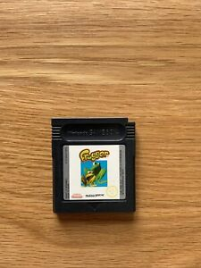 Frogger Gameboy Unboxed European