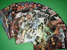Lot de bandes dessinées NEUF X-MEN 33 numéros 2007-2008 USA-très bonne etat