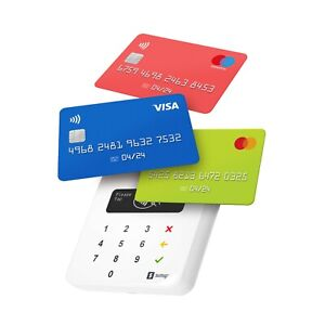 SumUp Air Mobile Credit Card Reader / Terminal for Contactless Card Payments