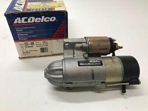 Starter Motor ACDELCO GM ORIGINAL EQUIPMENT 323-488 Reman 10465293
