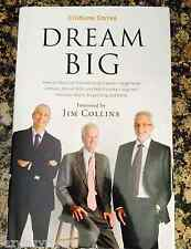 Dream Big by Cristiane Correa - 3G Capital - Berkshire Hathaway - Brand New Book