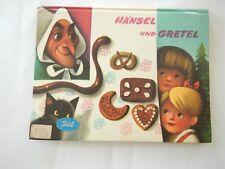 HANSEL UND GRETEL Pop Up Book in German Carlsen Verlag Reinbeck