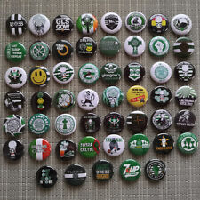 53 Ultras Celtic Glasgow / FC St. Pauli / Button / Pins / Badge / 1 Inch / 25 mm