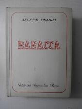 Rarissimo libro Baracca 1939 Foschini Copia numerata 612 prima edizione Fascismo
