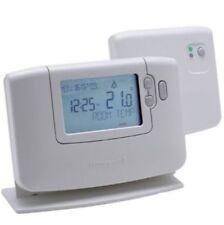 Honeywell CM927 RF Wireless Digital 7Day Programmable Room Thermostat & Receiver