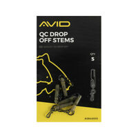 Avid Carp QC Drop Off Stems (A0640010) *New* - Free Delivery