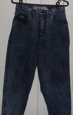 Attrak Mens  W 30 X L 30 Black 100% Cotton Stone Washed Jeans